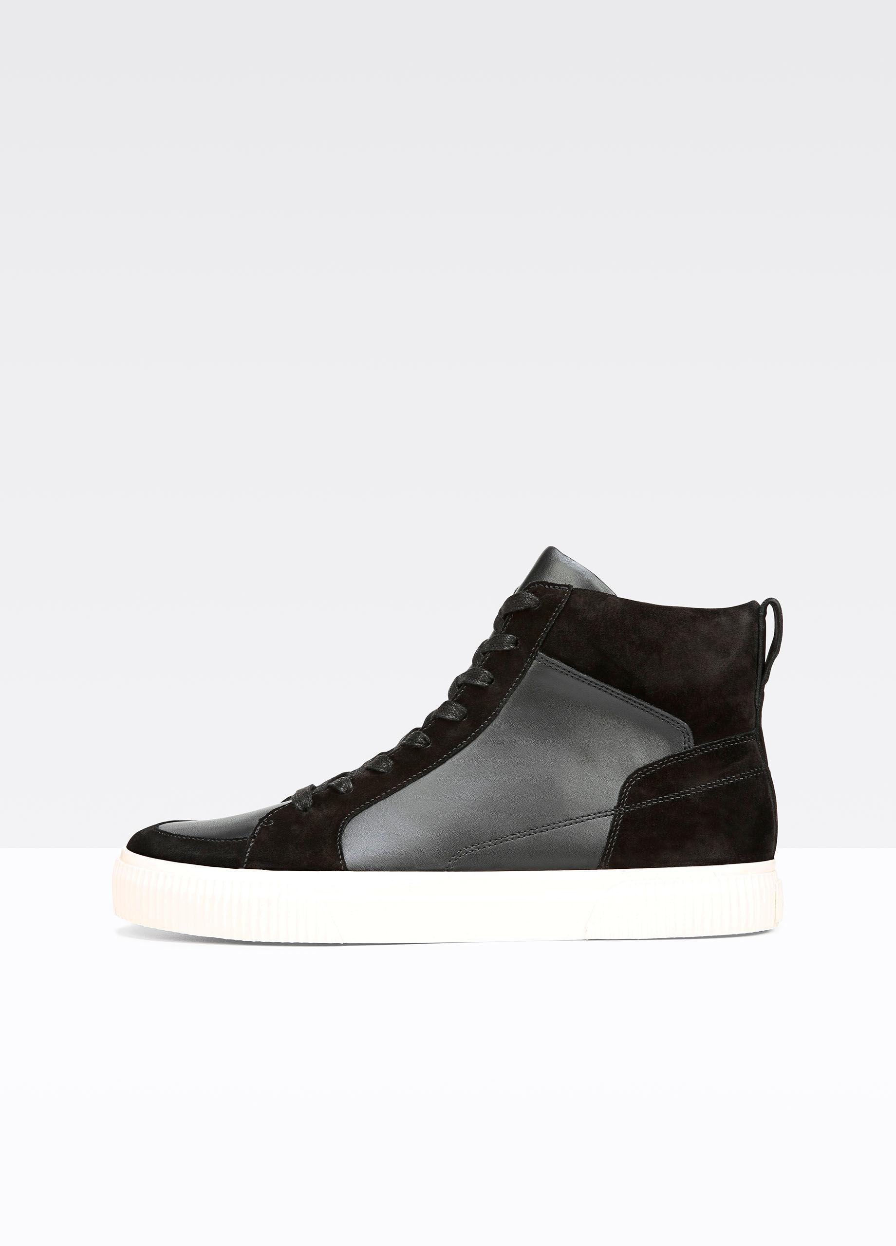 Vince Rogue Suede & Leather Sneakers b7s9s7