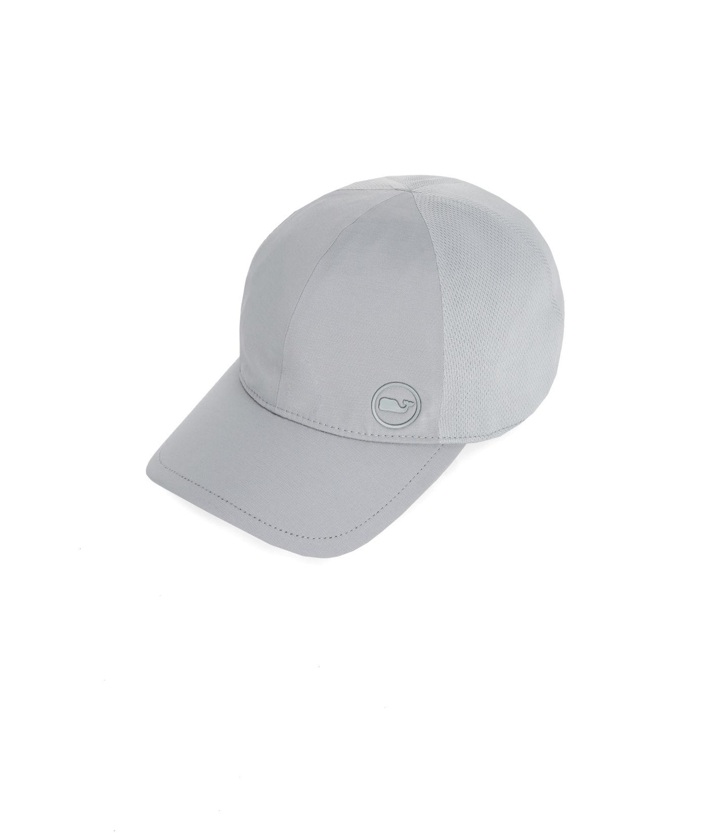 b095e14c295 Lyst - Vineyard Vines Performance Mesh Whale Dot Trucker Hat in Gray ...