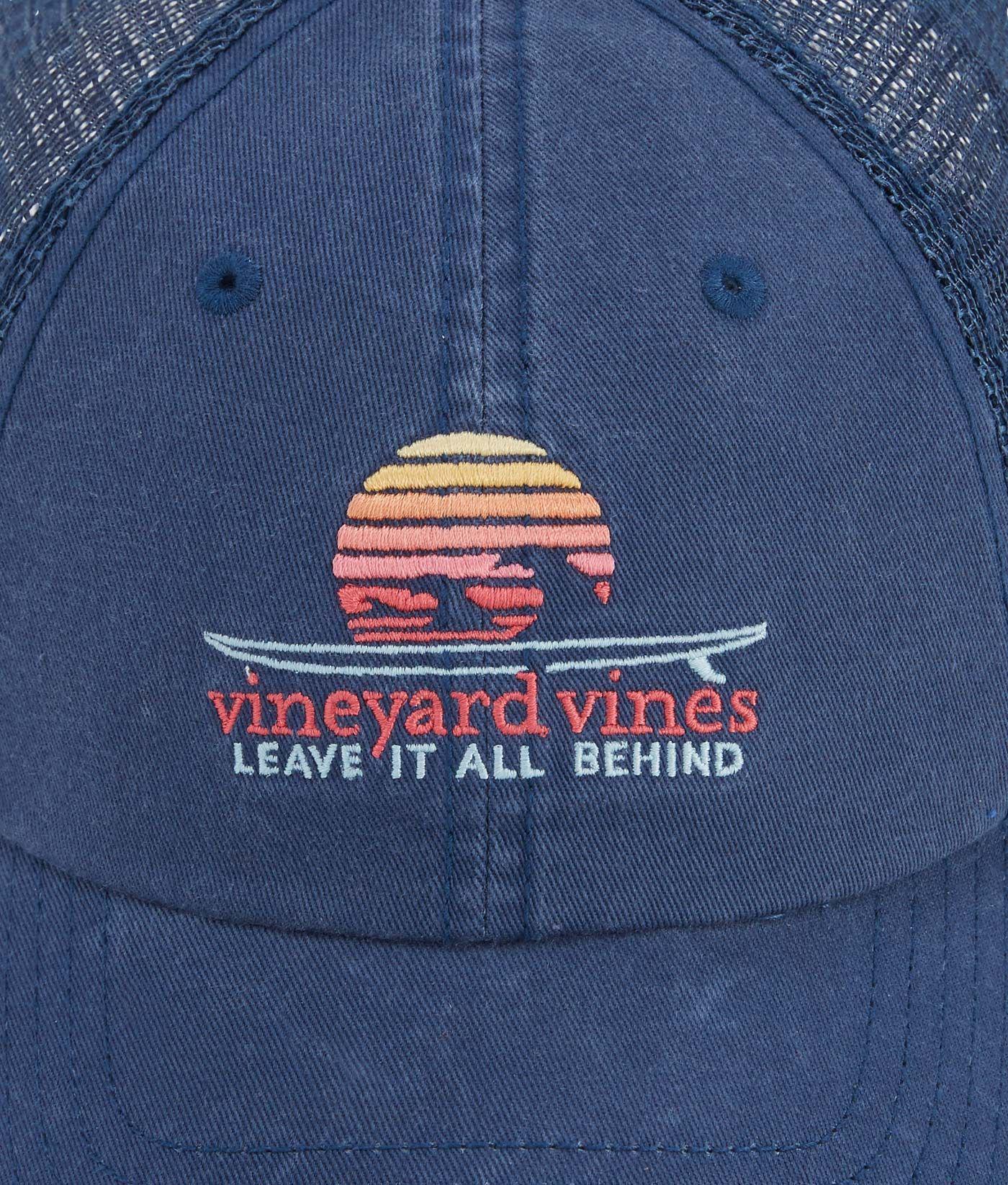Vineyard Vines - Blue Sunrise Surf Trucker Hat for Men - Lyst. View  fullscreen fe71694318f1