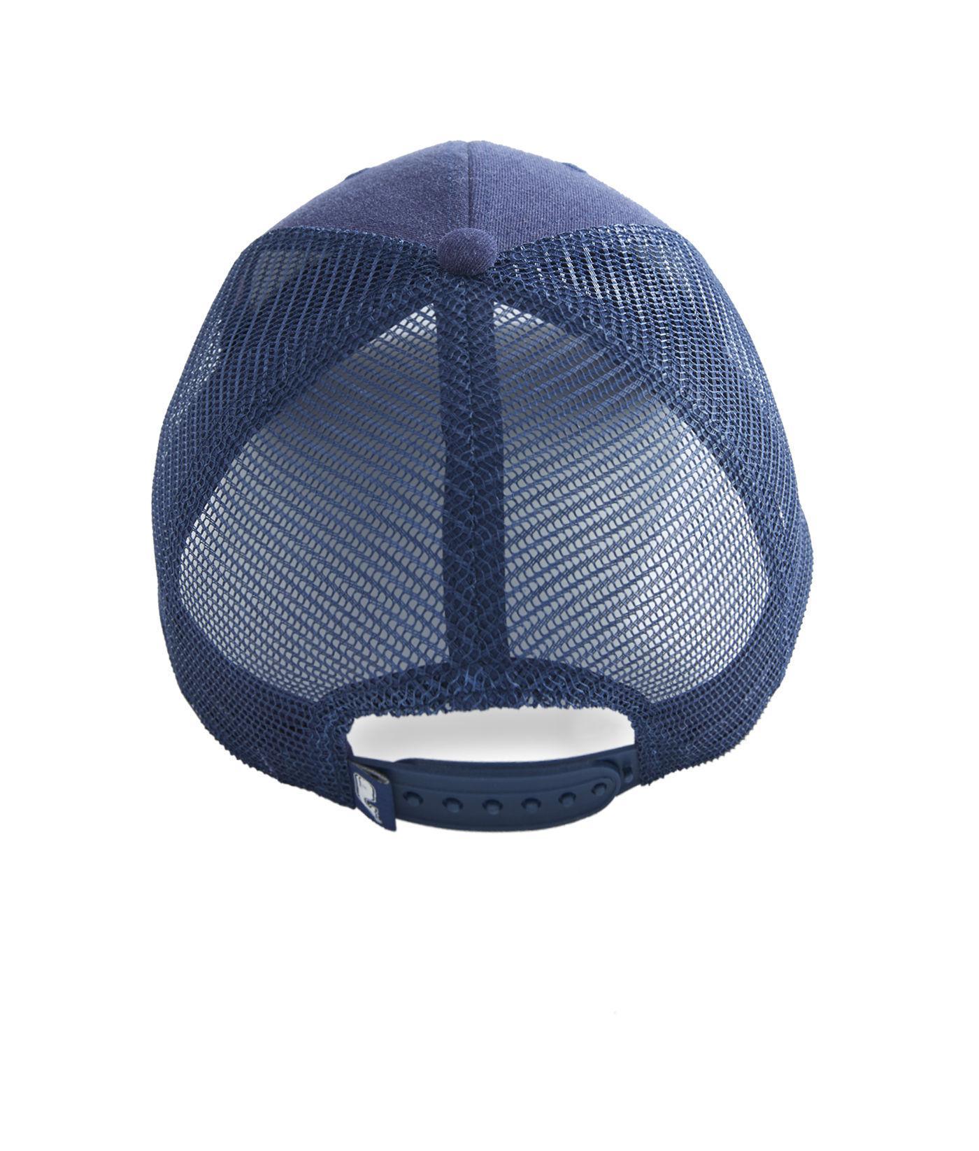 d3b377a18af Lyst - Vineyard Vines Surf Patch Trucker Hat in Blue for Men