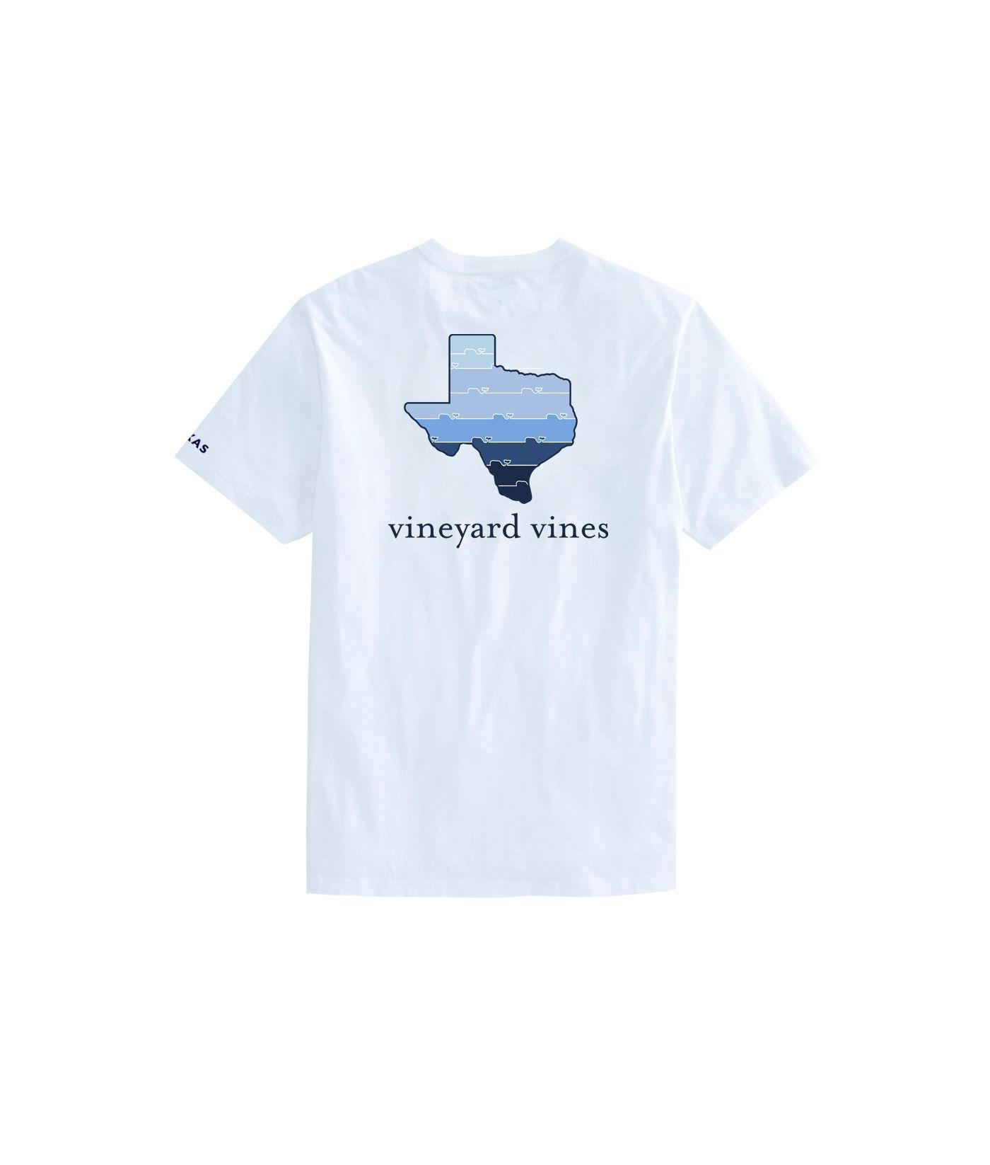 803397eee Vineyard Vines Texas Longhorn Shirt