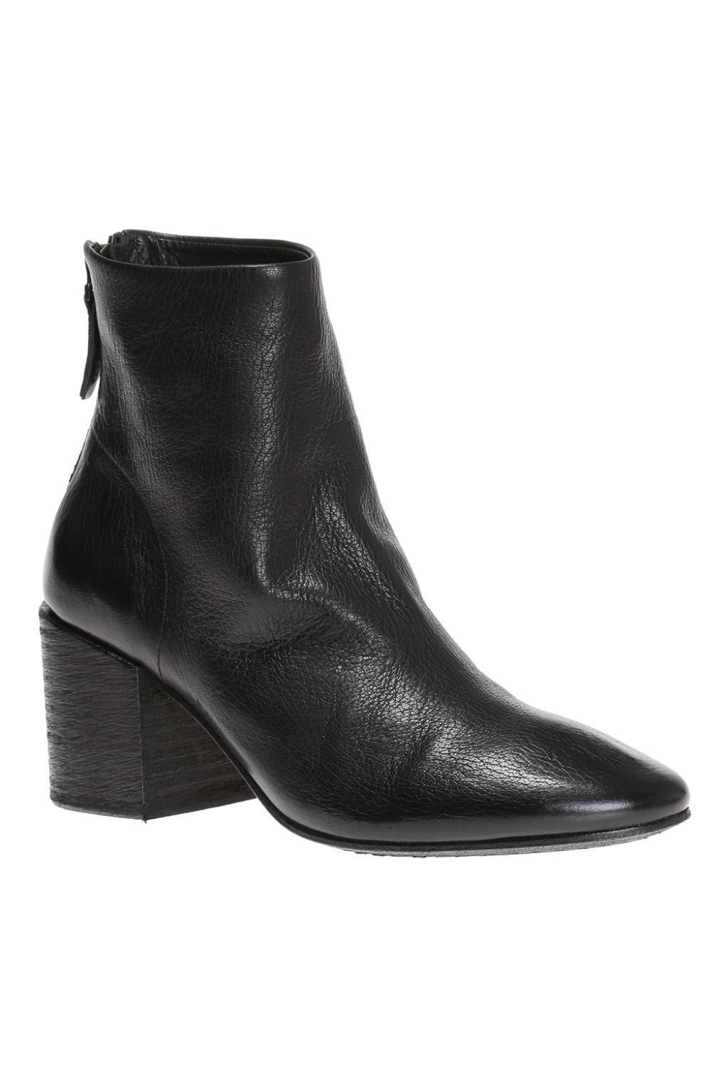 Sitios Web Baratas Nuevos Estilos Precio Barato Marsèll Cervova boots - Black farfetch neri Inverno kLB5eYx