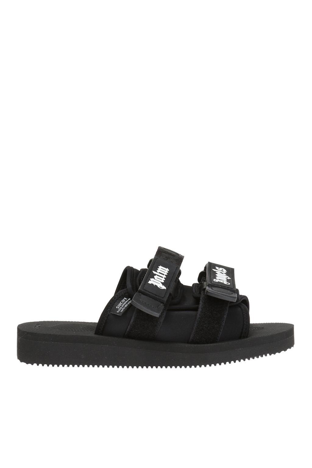 130e67e0447e Palm Angels Suicoke Moto-m Sandals in Black for Men - Lyst