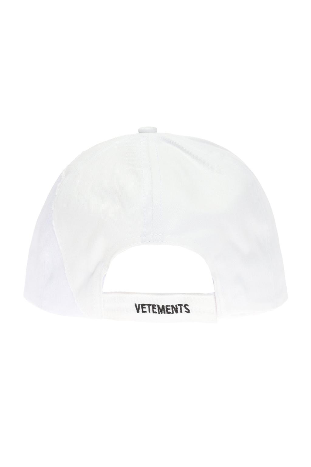 Vetements - White X Umbro for Men - Lyst. View fullscreen 741393b366b4