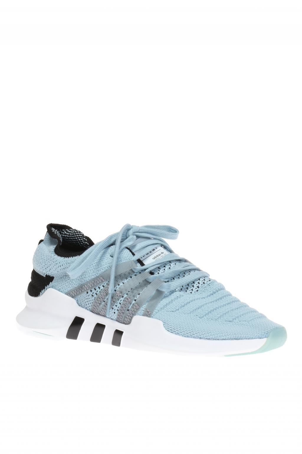 best website a5d0d 3ecdc Lyst - adidas eqt Racing Adv Sneakers in Blue