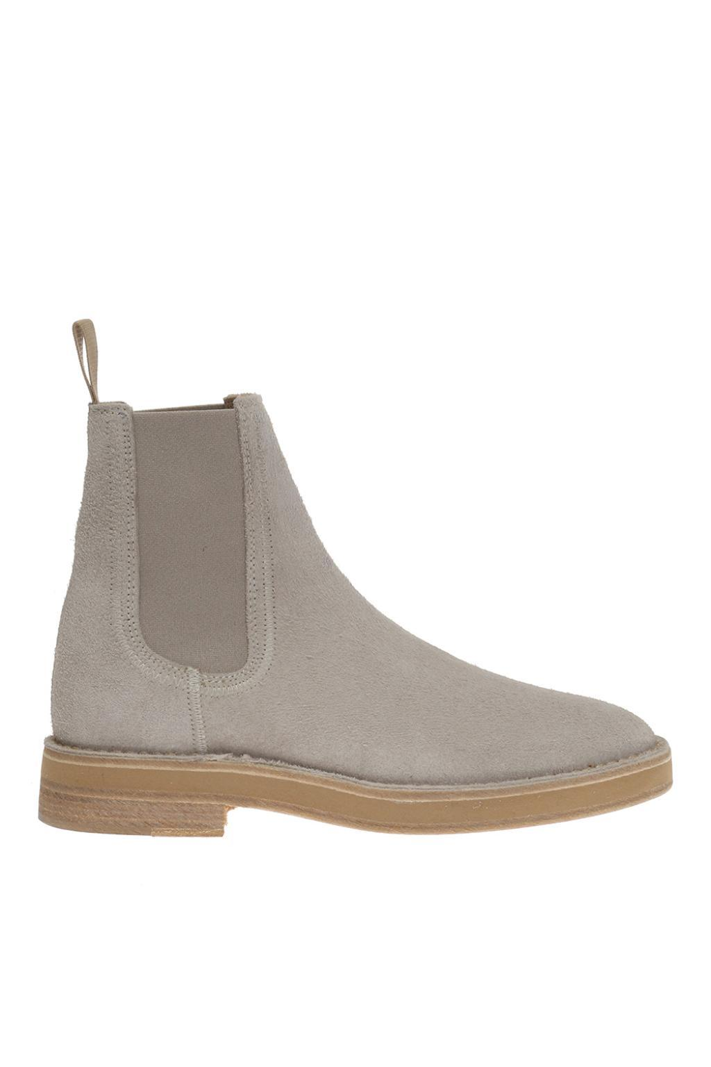 1fd7ec0296d01 Lyst - Yeezy Suede Chelsea Boots for Men - Save 59%