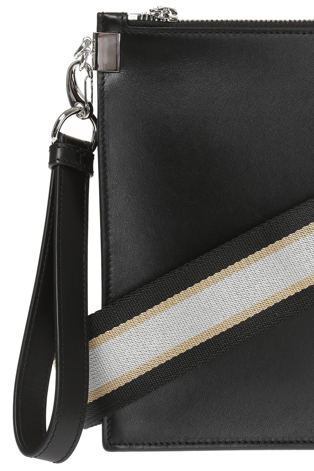 Versace - Black Medusa Head Shoulder Bag - Lyst. View fullscreen dad9265188