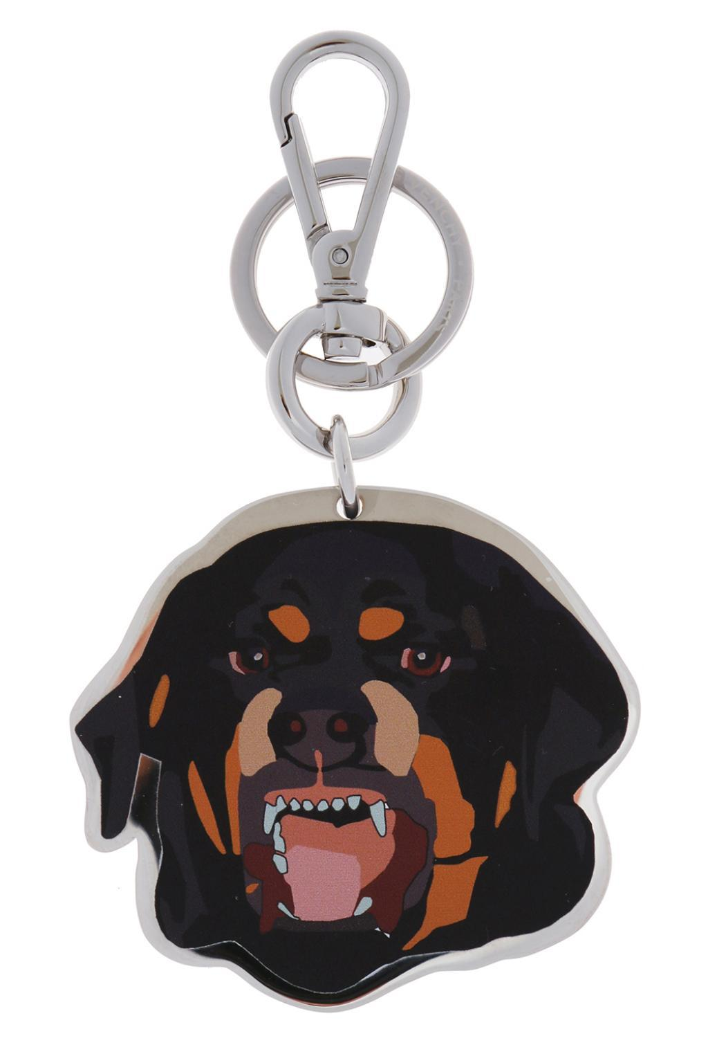 rottweiler embossed keyring - Black Givenchy Discount Cost Sale Great Deals Fashionable zMqGx4a85