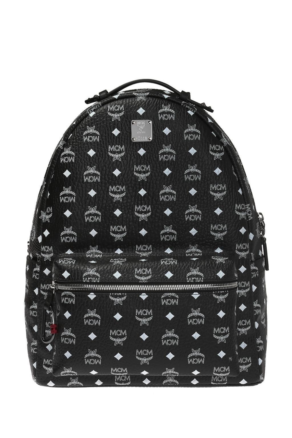 Lyst - MCM  stark  Backpack in Black for Men - Save 3% c1a4c2826fd7c