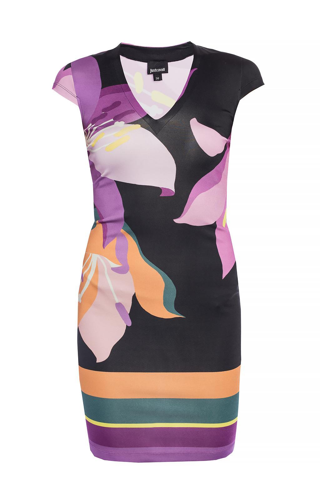86890f688ac Just Cavalli. Women s Printed Dress