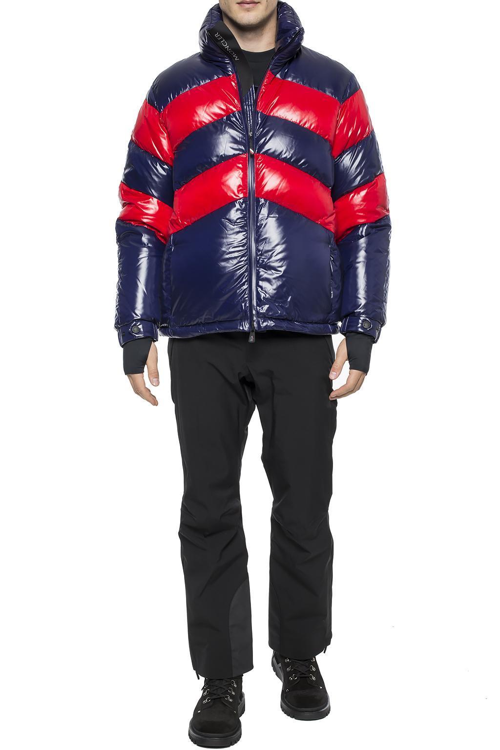 e2bf190d34da Lyst - Moncler Grenoble  golzern  Ski Down Jacket in Purple for Men