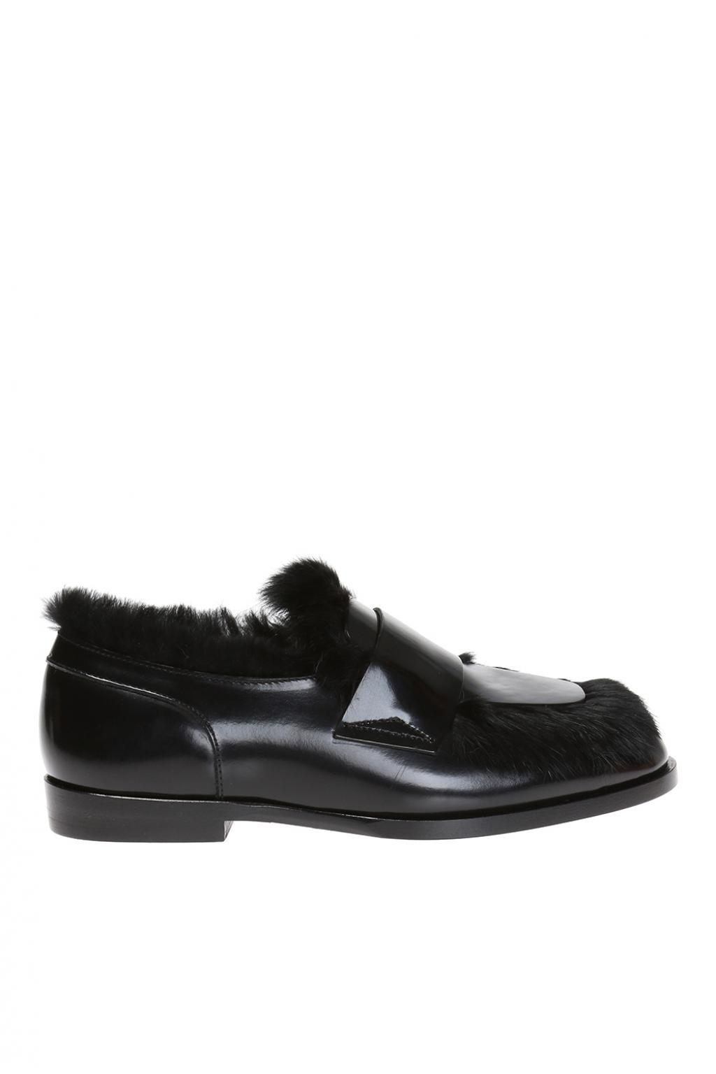 Jimmy Choo Tedi/F loafers - Black farfetch neri