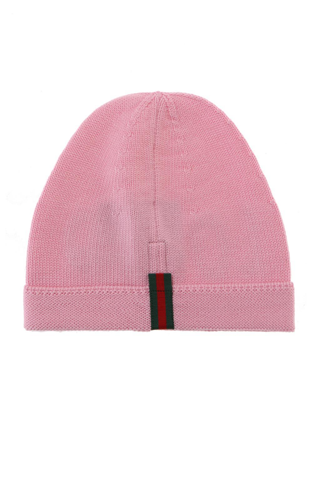 Sequinned wool hat Gucci s0LvqBlS