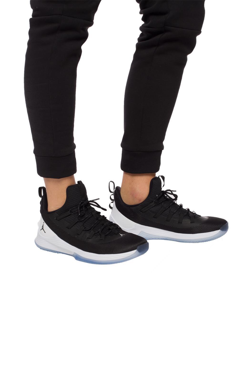 b1966fa1f509 Nike - Black  jordan Ultra Fly 2 Low  Sneakers for Men - Lyst. View  fullscreen