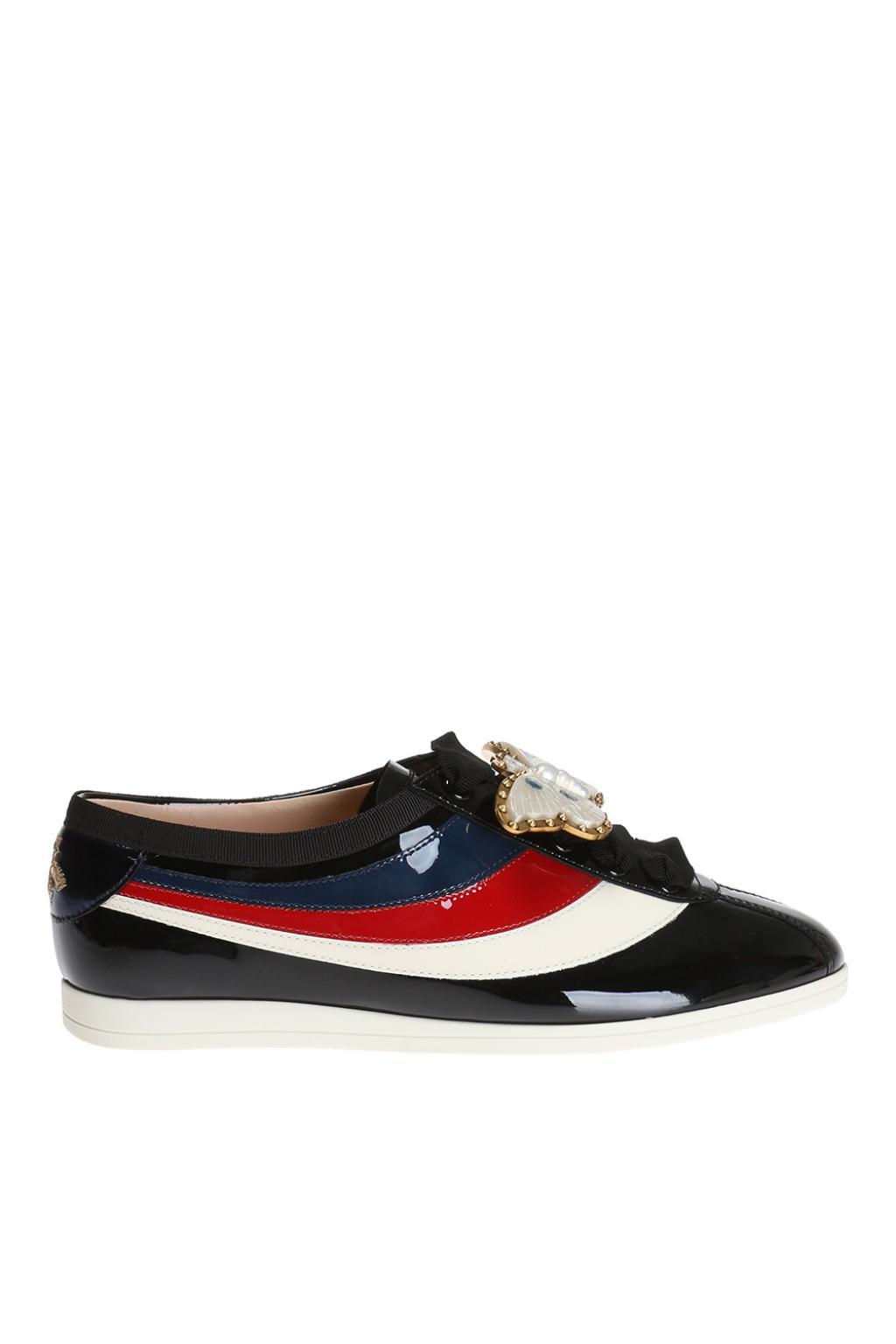 8c1e0a6b6d5 Gucci  falacer  Sneakers in Black - Save 38% - Lyst