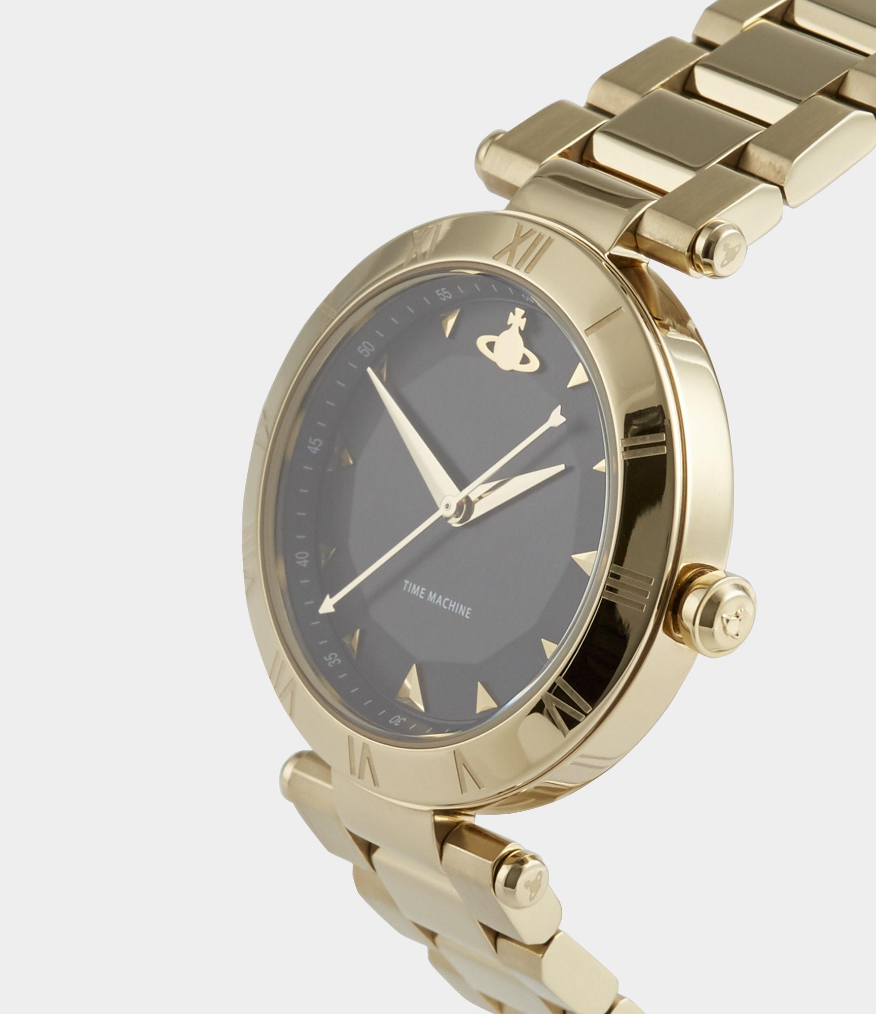 c8f992f3fe65 Vivienne Westwood Montagu Watch Gold in Metallic - Lyst