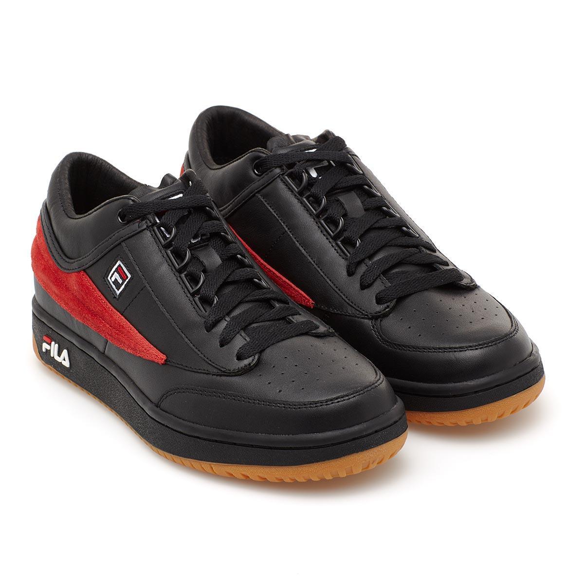Lyst - Gosha rubchinskiy X Fila T-1 Sneakers in Black for Men