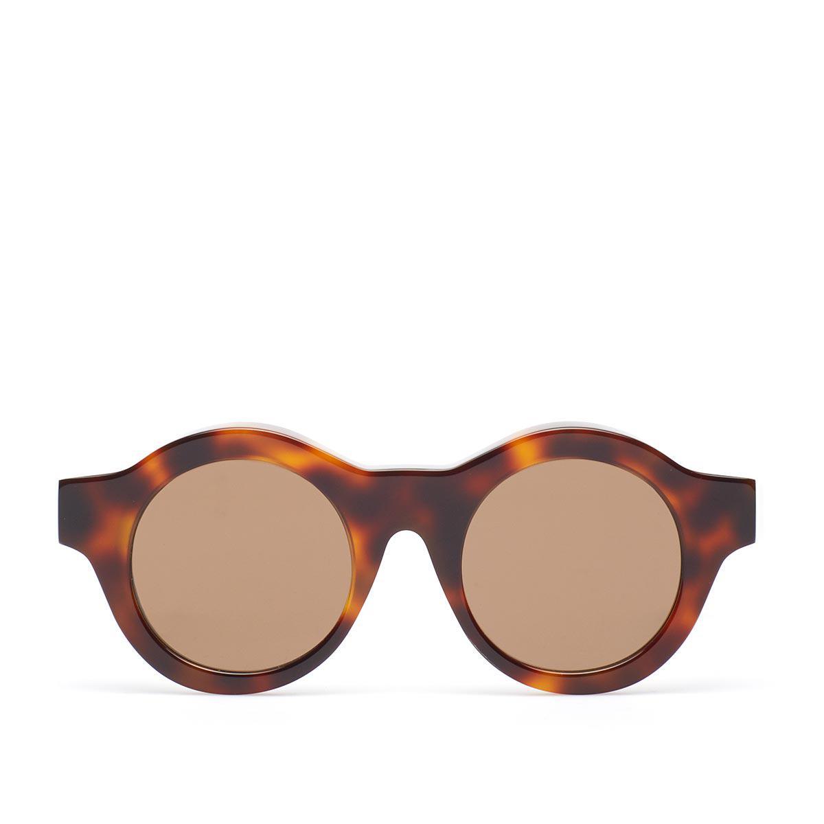a3f0afc5f82 Lyst - Kuboraum A1 Hs Sunglasses in Black for Men