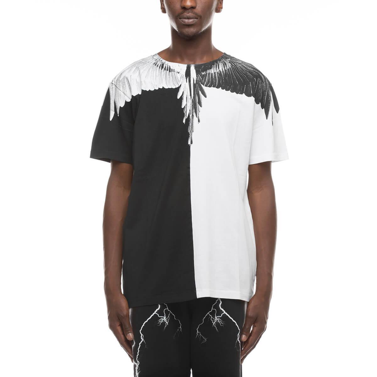 White and Black Aish T-Shirt Marcelo Burlon Really Sale Online 2018 New Online Outlet Sale 8vhUBs3m