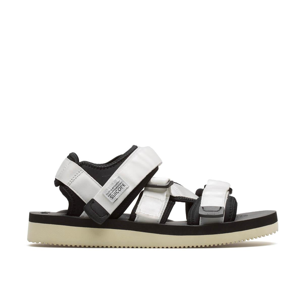 df63a62a58ad Suicoke Kisee-v Sandals in White for Men - Lyst