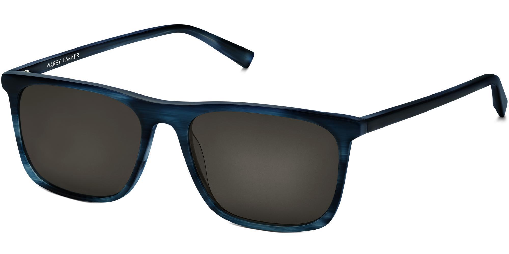 Lyst - Warby Parker Fletcher Sunglasses in Blue