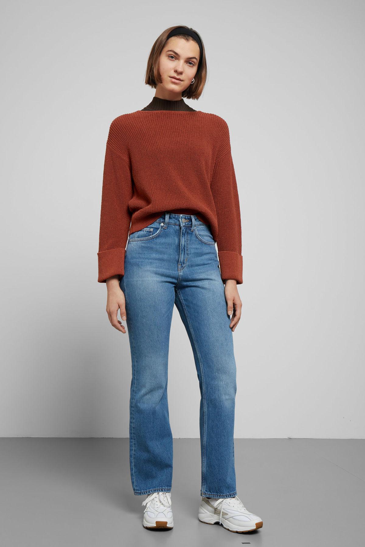 Weekday - Orange Lucinda Sweater - Lyst. View fullscreen 17e8c50de