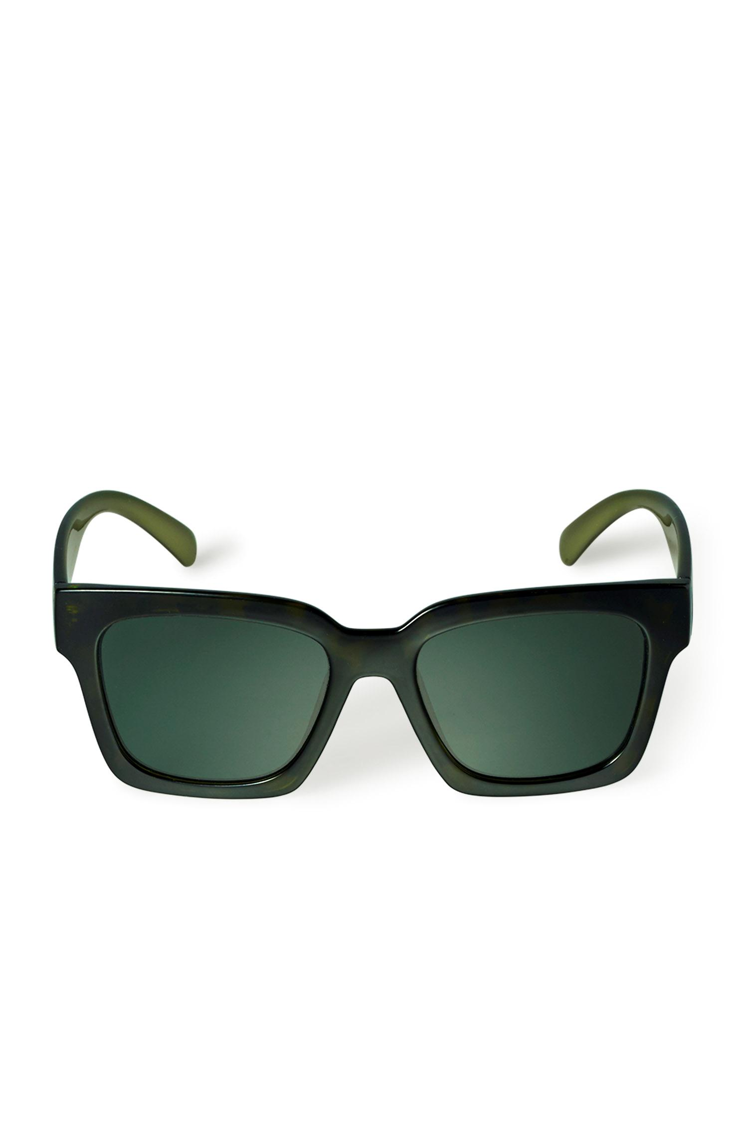 4a6f295b08f1 Weekday Exit Oversized Sunglasses in Green for Men - Lyst