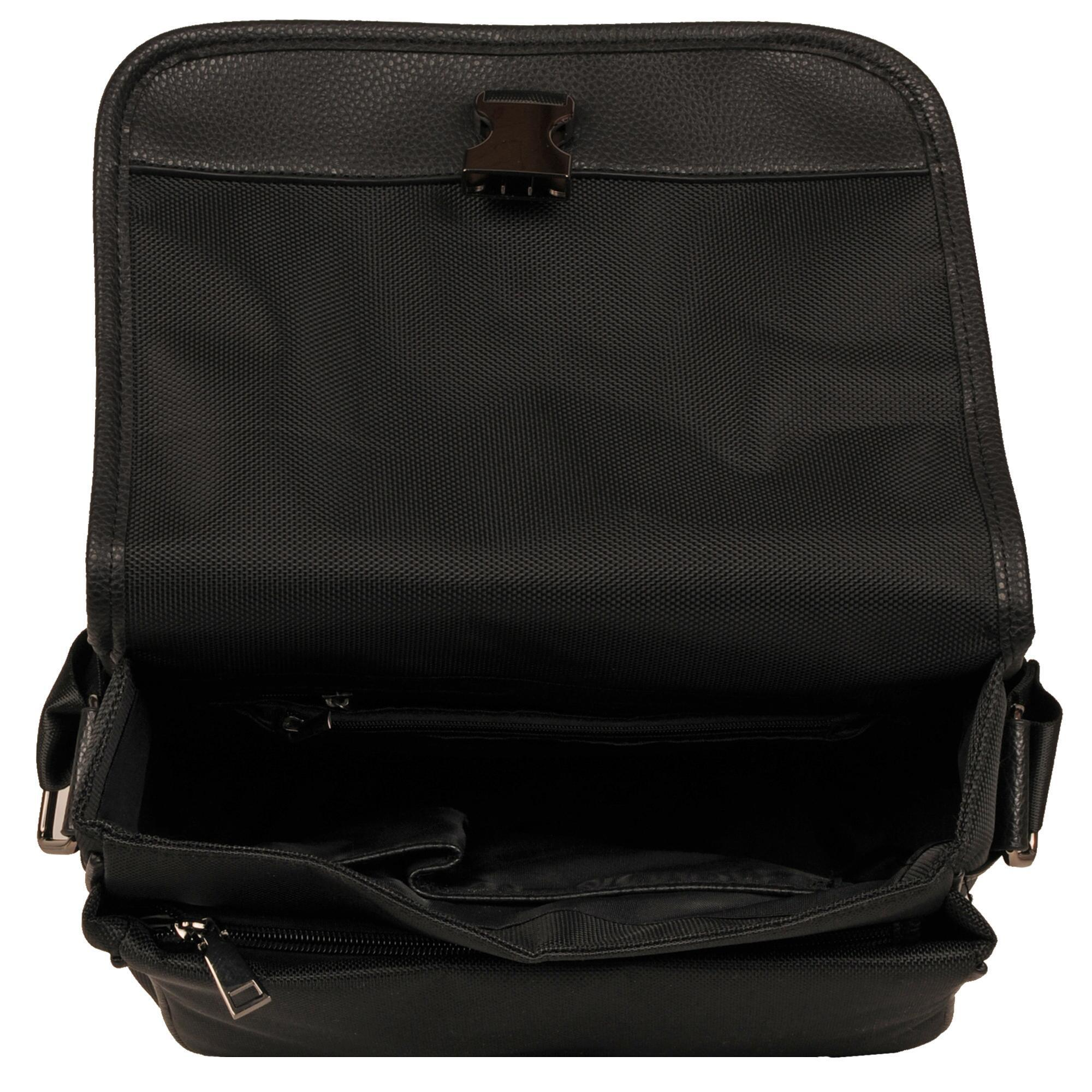 Wilson leather day bag
