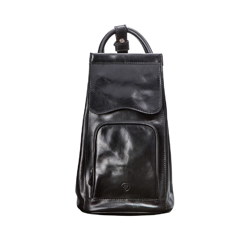 3ed59b1814 Maxwell Scott Bags Luxury Italian Leather Women's Backpack Handbag ...
