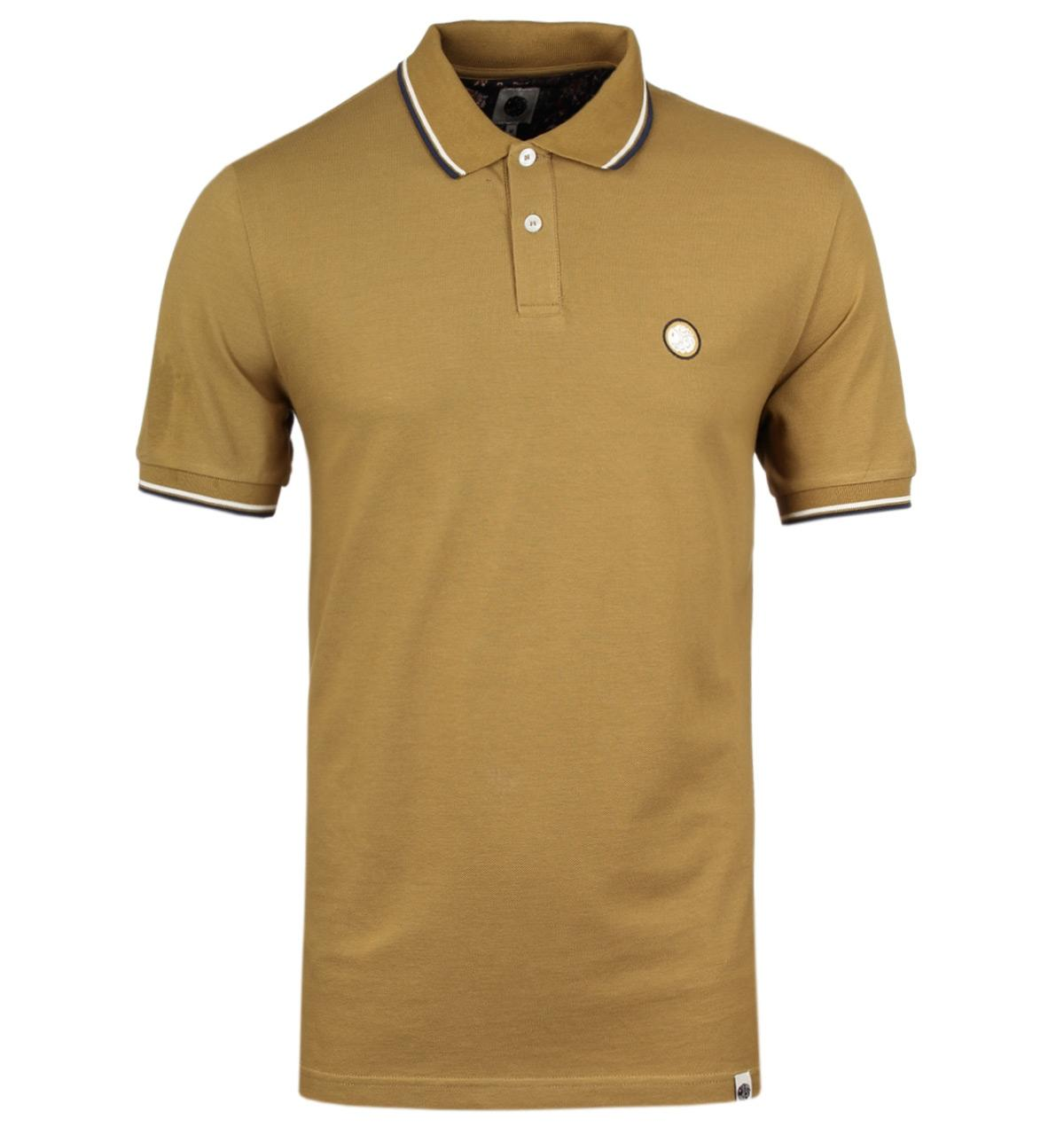 Slim Fit Mens Polo Shirts