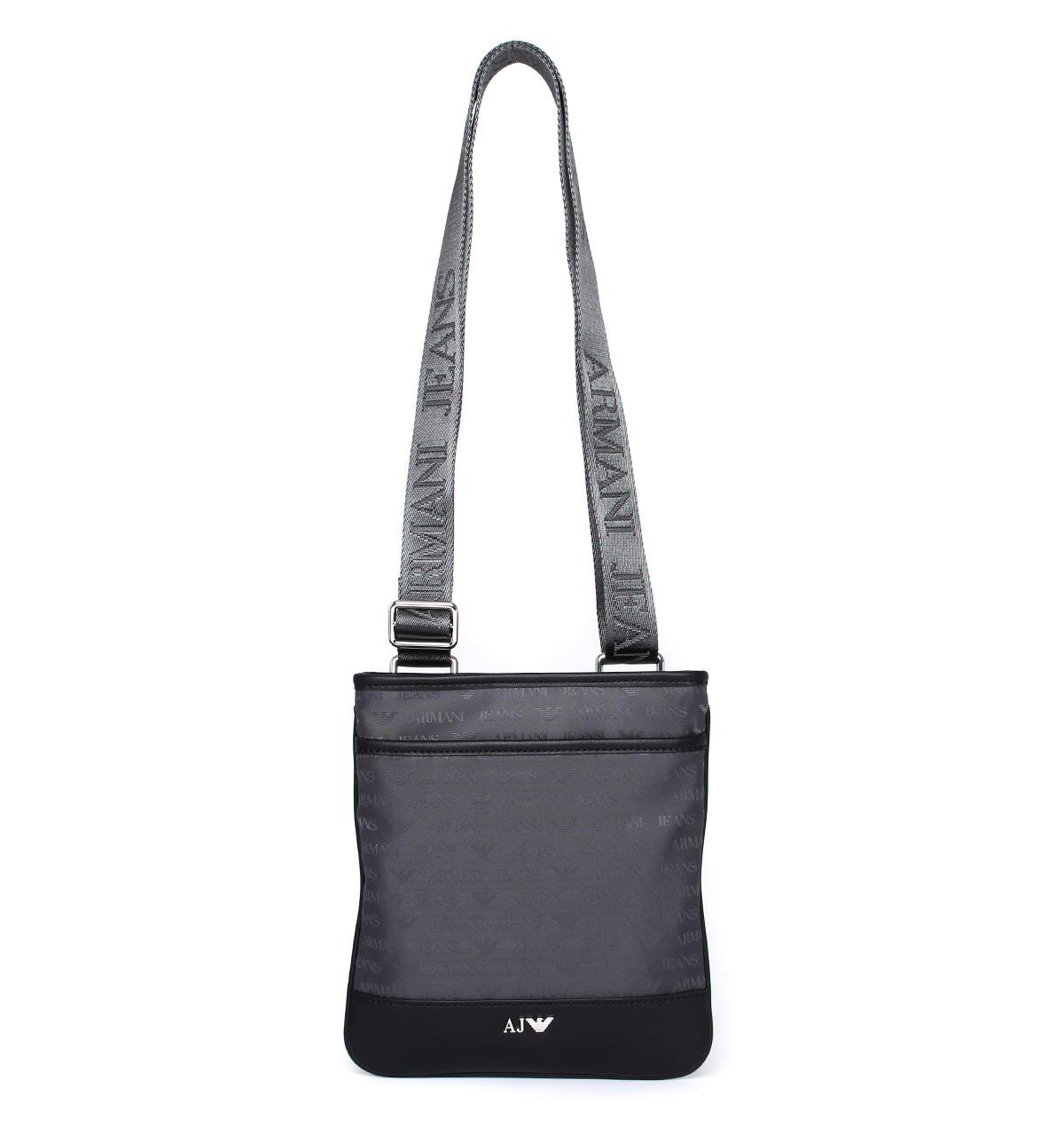 54ac764288a best service 1116e 7071c lyst armani jeans grey classic airline bag in gray  for men