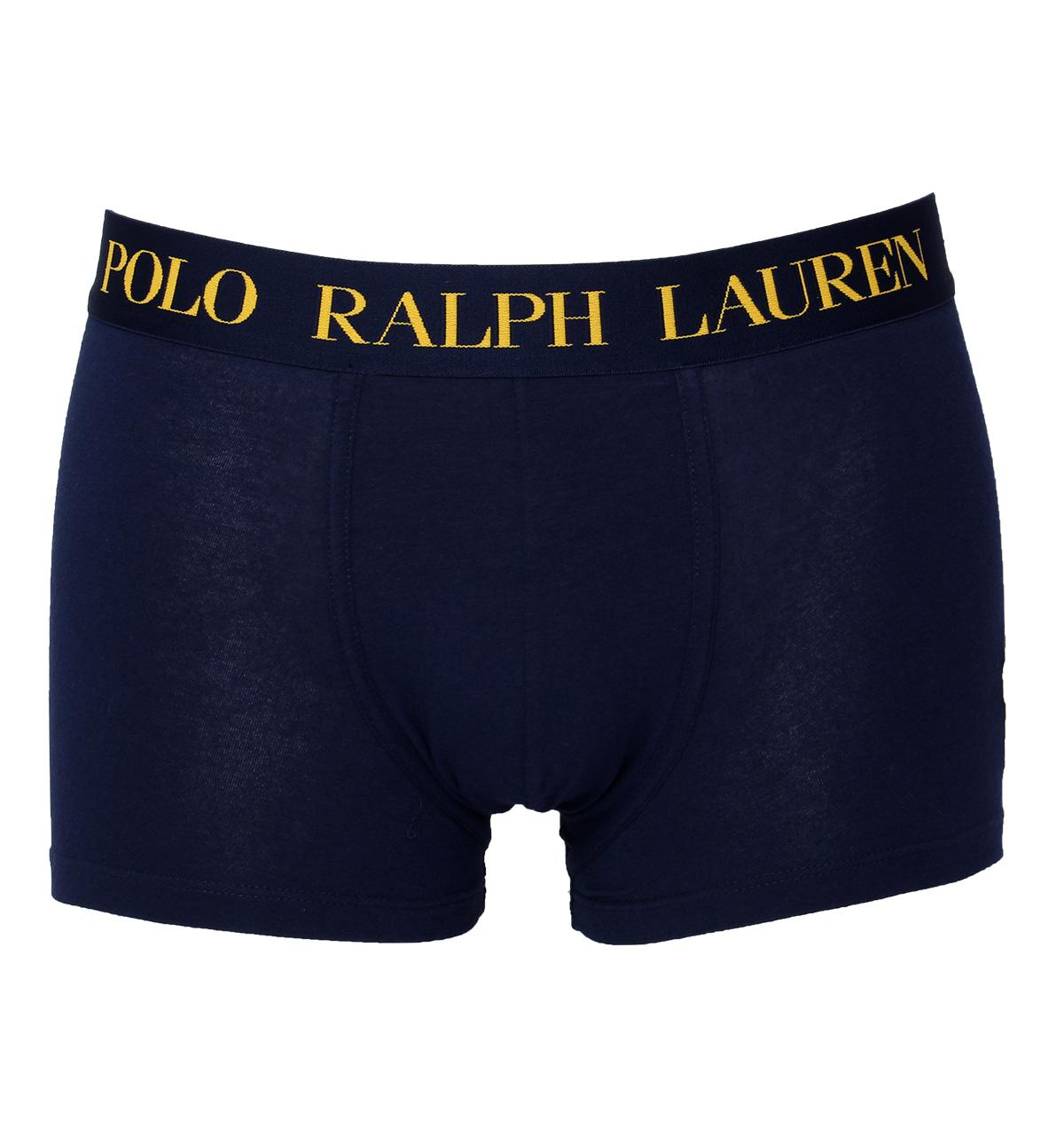 3 Pack Trunks in White/Red/Navy - Red white navy Polo Ralph Lauren Discount Best Prices Multi Coloured IP80c