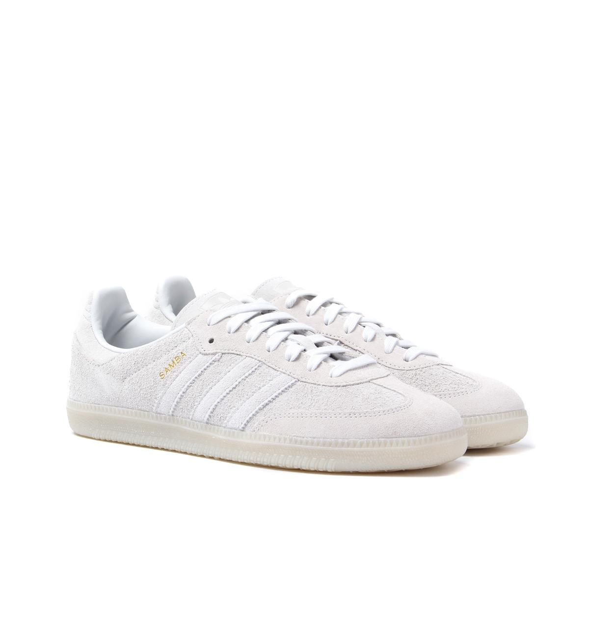 premium selection 9a1e2 fda18 adidas Originals. Mens Adidas Samba Og Crystal White Trainers