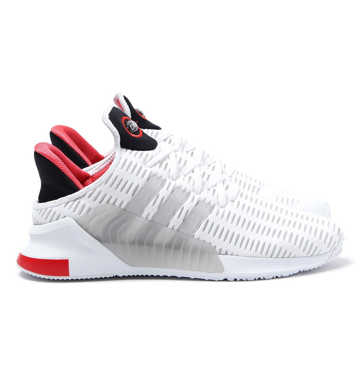 100% authentic a08cc b59bf Lyst - adidas Originals Adidas Pink  White Climacool 02.17 T
