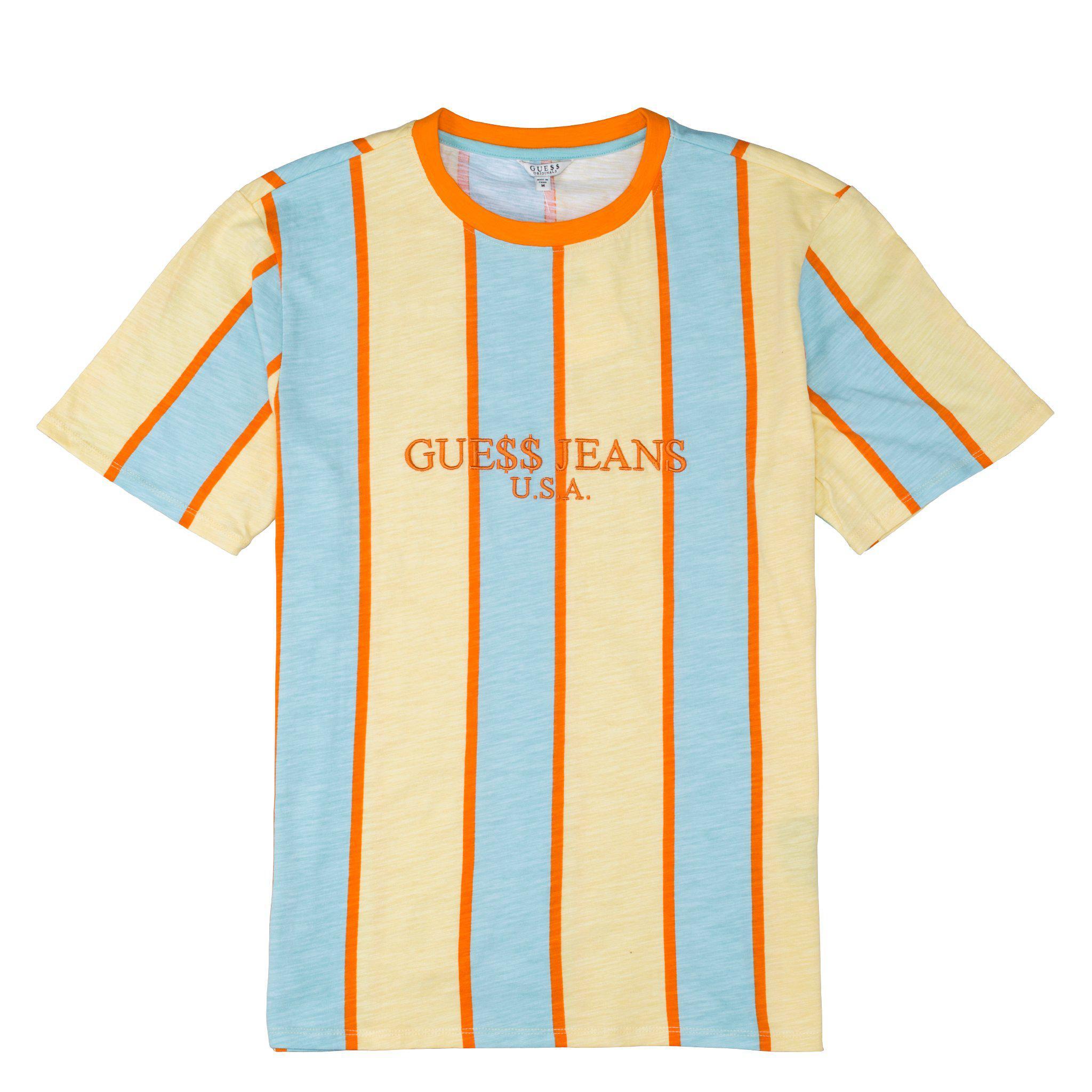 bd3ab9555d28 Guess Jeans T Shirt Stripe