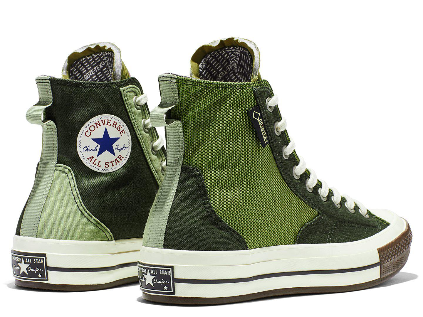 4421fbfc411f Lyst - Converse Cali Dewitt X Slam Jam Chuck 70 Hiker in Green for Men