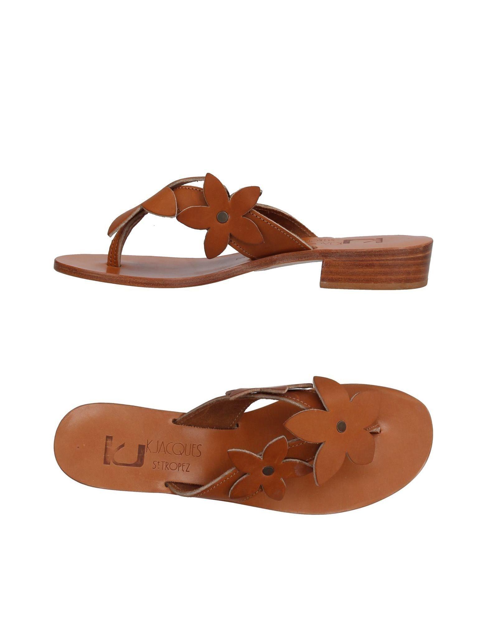 FOOTWEAR - Toe strap sandals on YOOX.COM K.Jacques qo3FCDsT