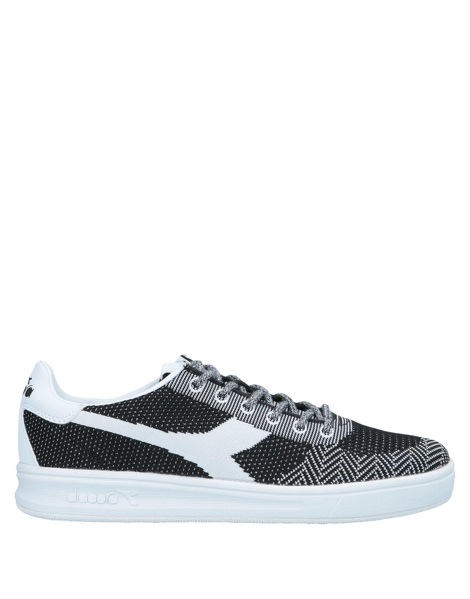 fc103331be Lyst - Diadora Low-tops   Sneakers in Black for Men