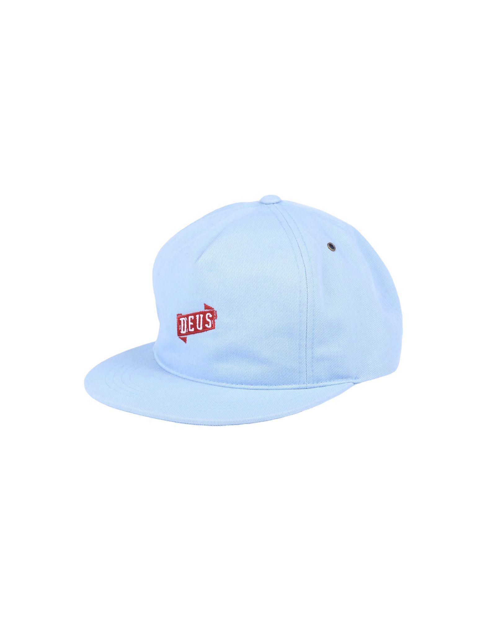 429830694c06e Lyst - Deus Ex Machina Hat in Blue for Men