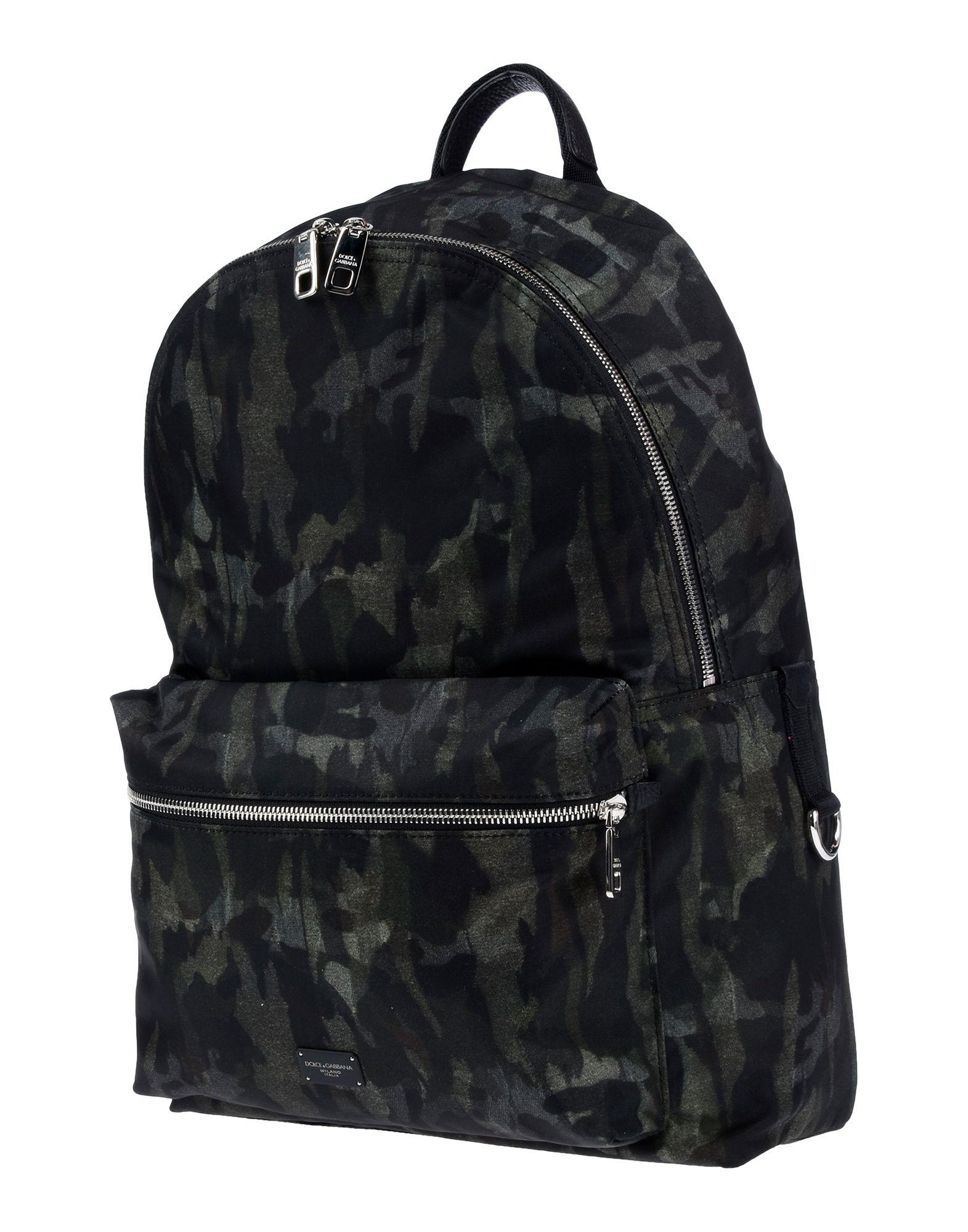 614c788b700d Dolce   Gabbana Backpacks   Bum Bags in Green for Men - Save 53% - Lyst