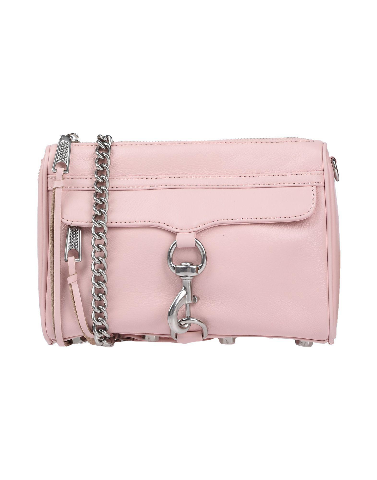 31c5081d099f7 Lyst - Rebecca Minkoff Umhängetasche in Pink