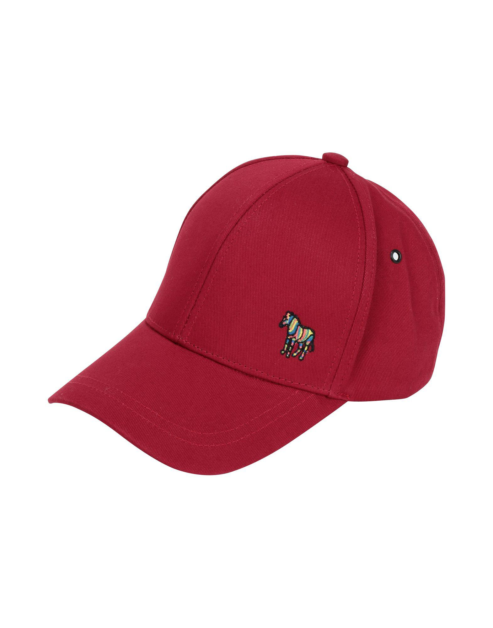 c760f6730af Ps By Paul Smith Hat in Red for Men - Lyst
