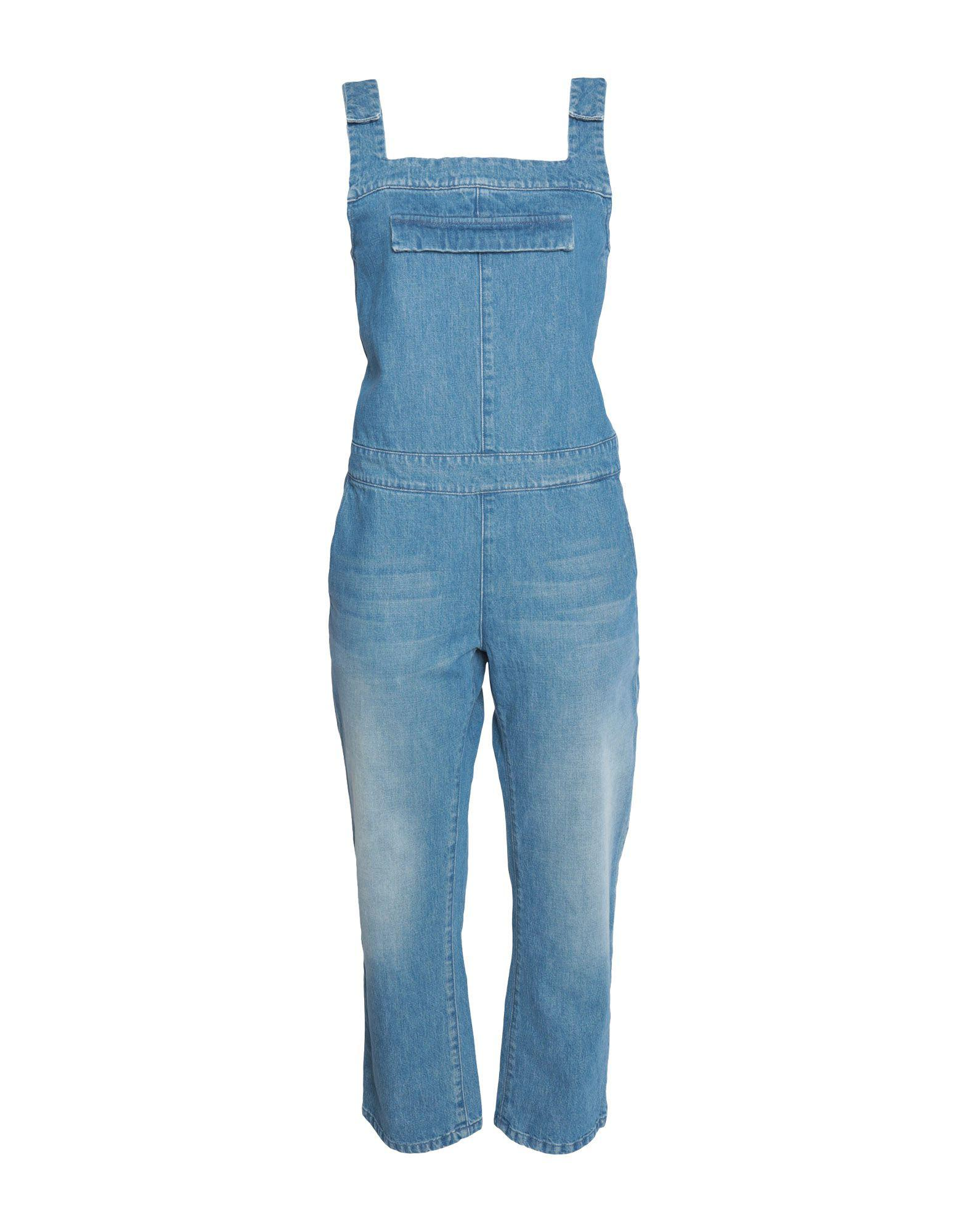 fb900e33cb Lyst - Mih Jeans Jumpsuit in Blue