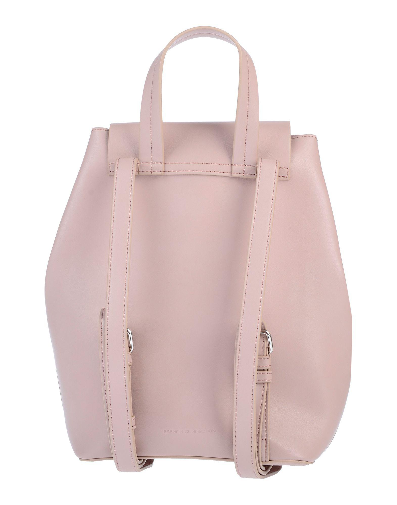 80585aee72 French Connection Backpacks   Fanny Packs in Pink - Lyst