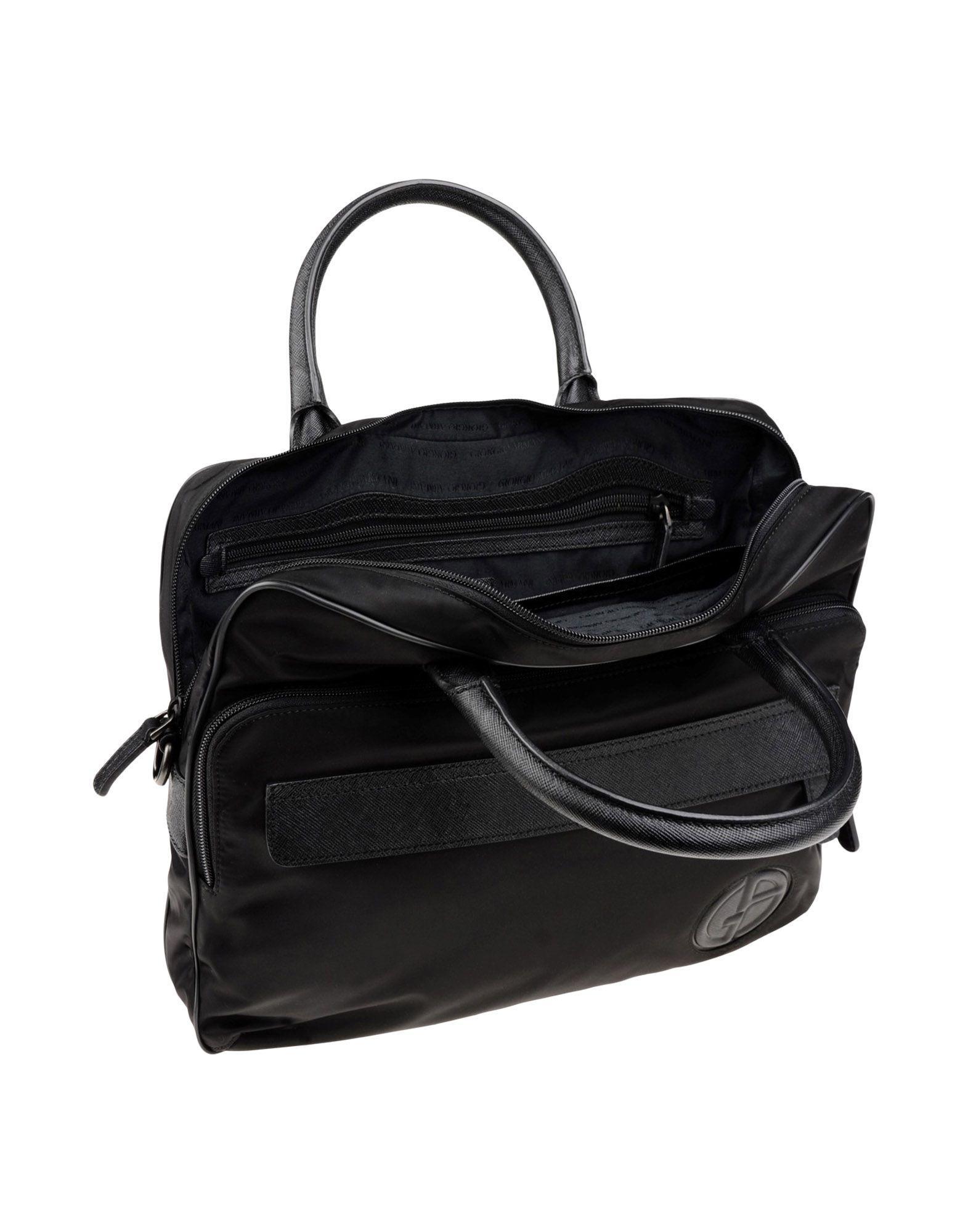 Armani LUGGAGE - Beauty cases su YOOX.COM idHgPPrM