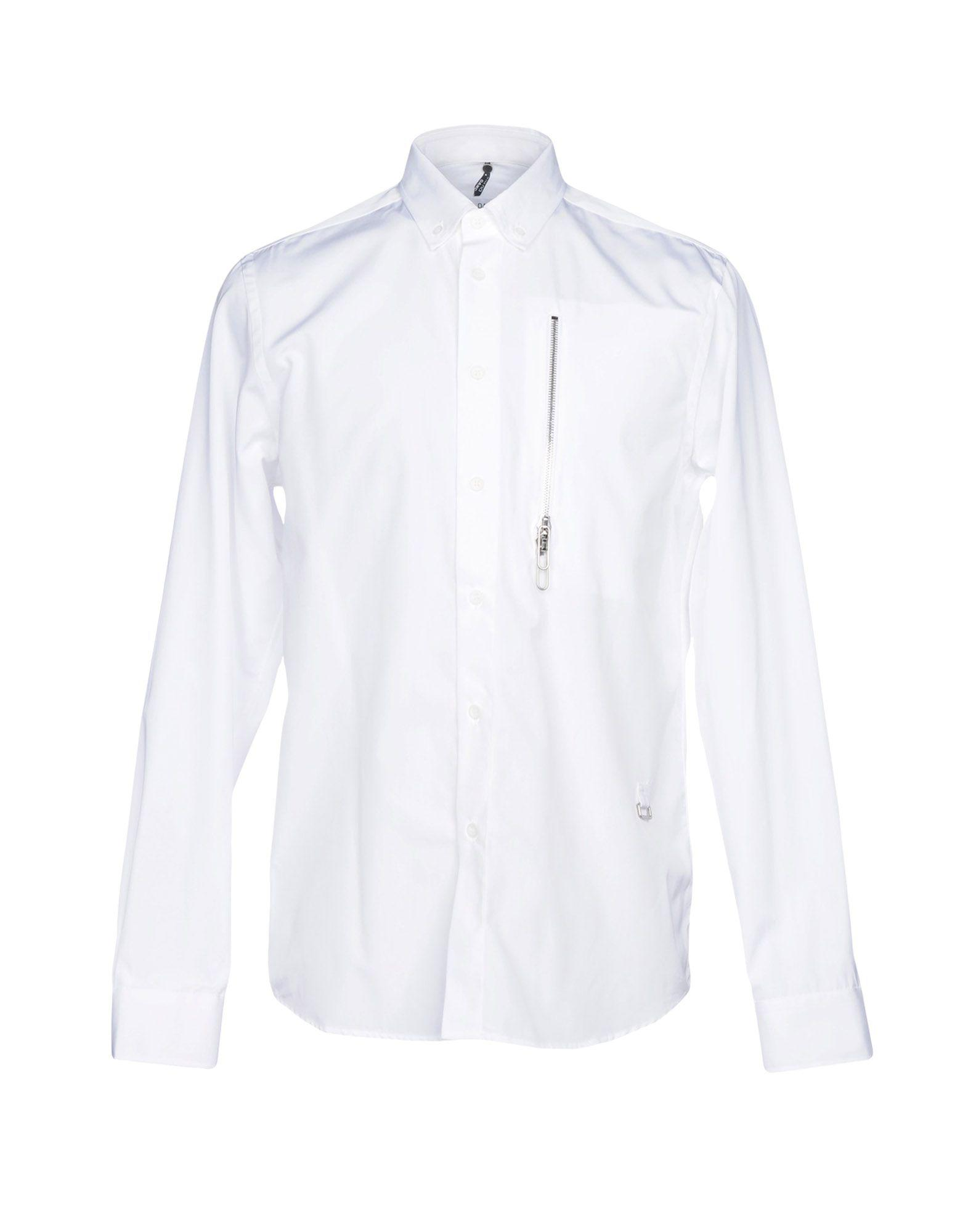 b48cb8d0159fb OAMC Shirt in White for Men - Lyst