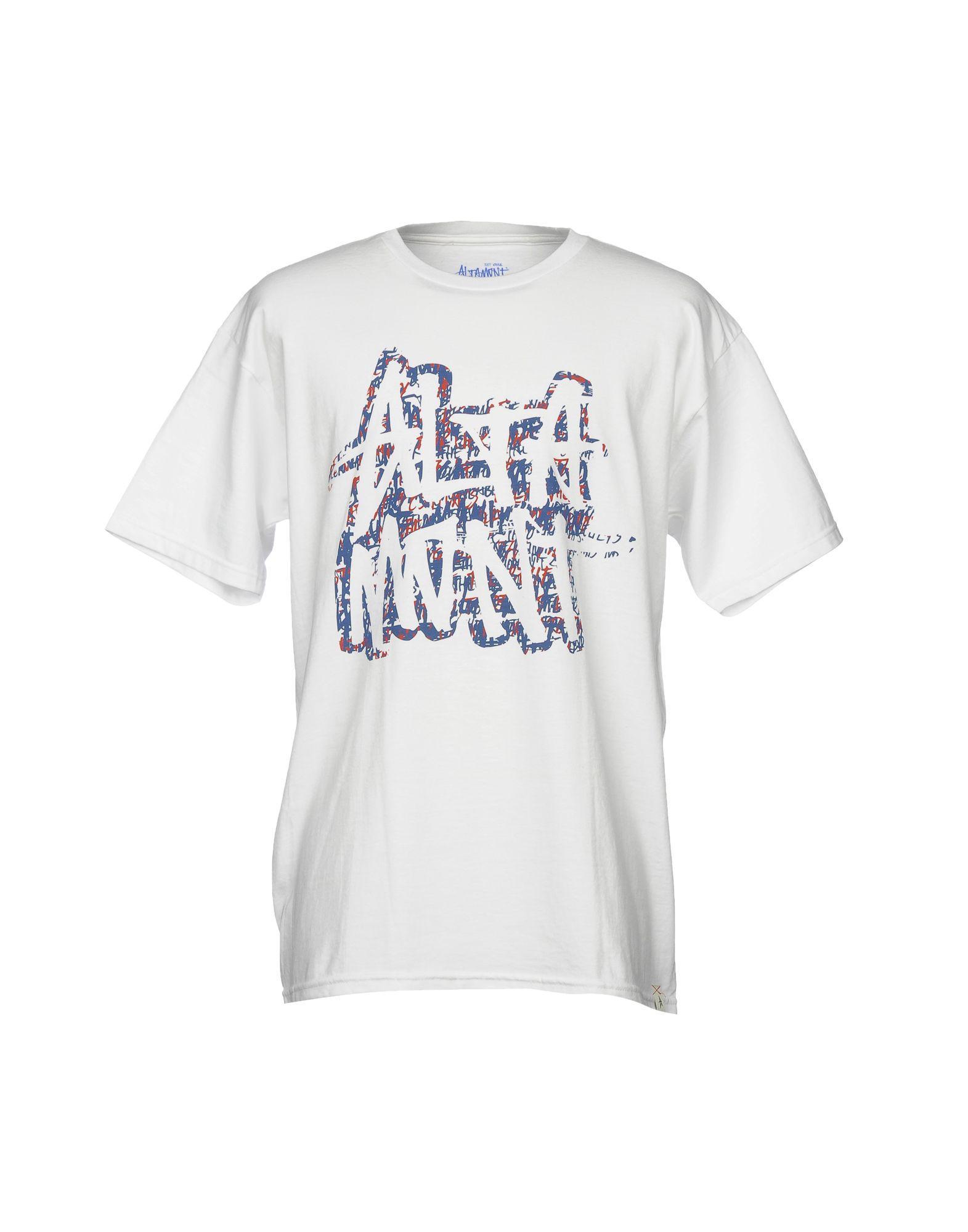 abd35e827 Lyst - Altamont T-shirt in White for Men