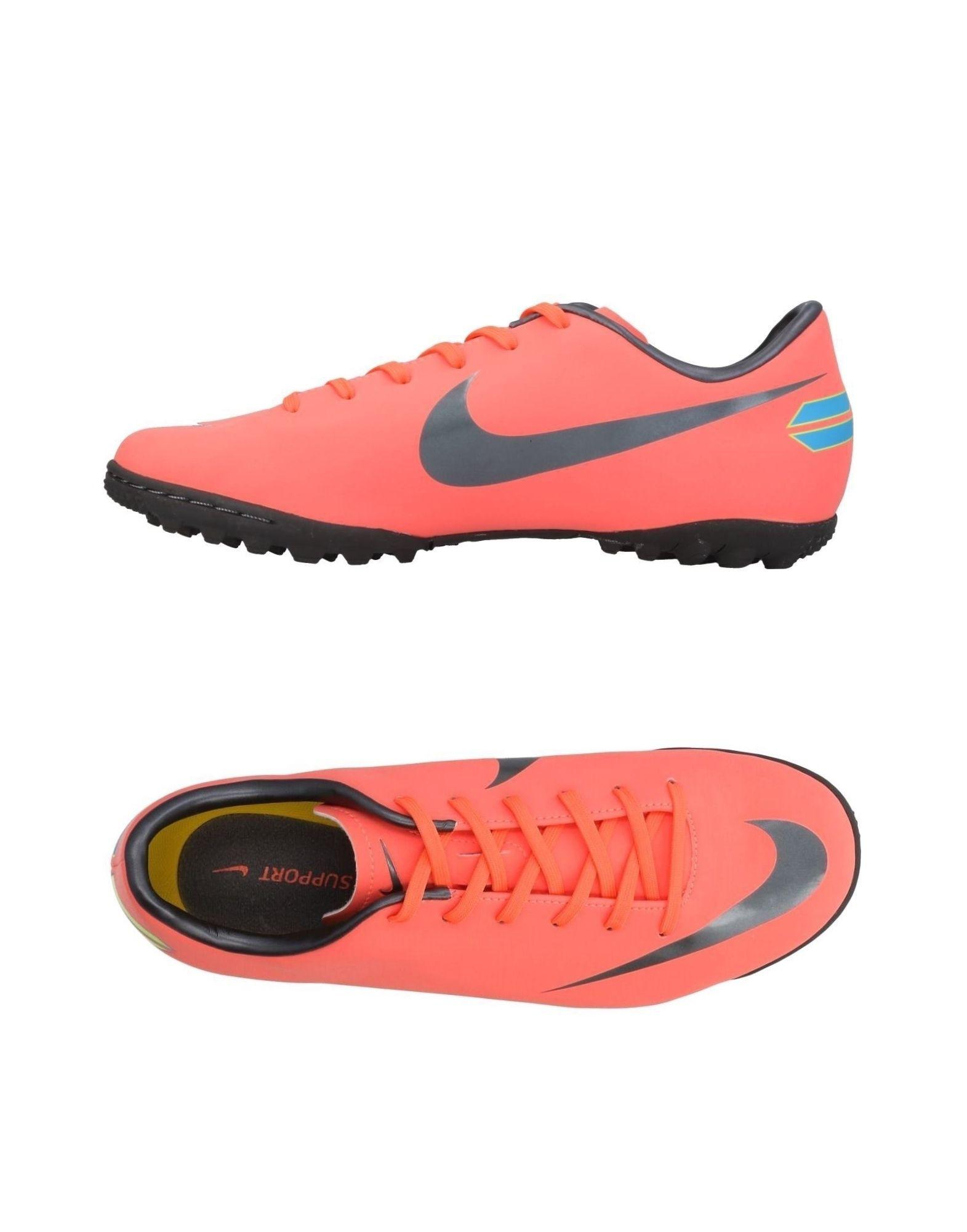 Nike. Men's Pink Low-tops & Sneakers
