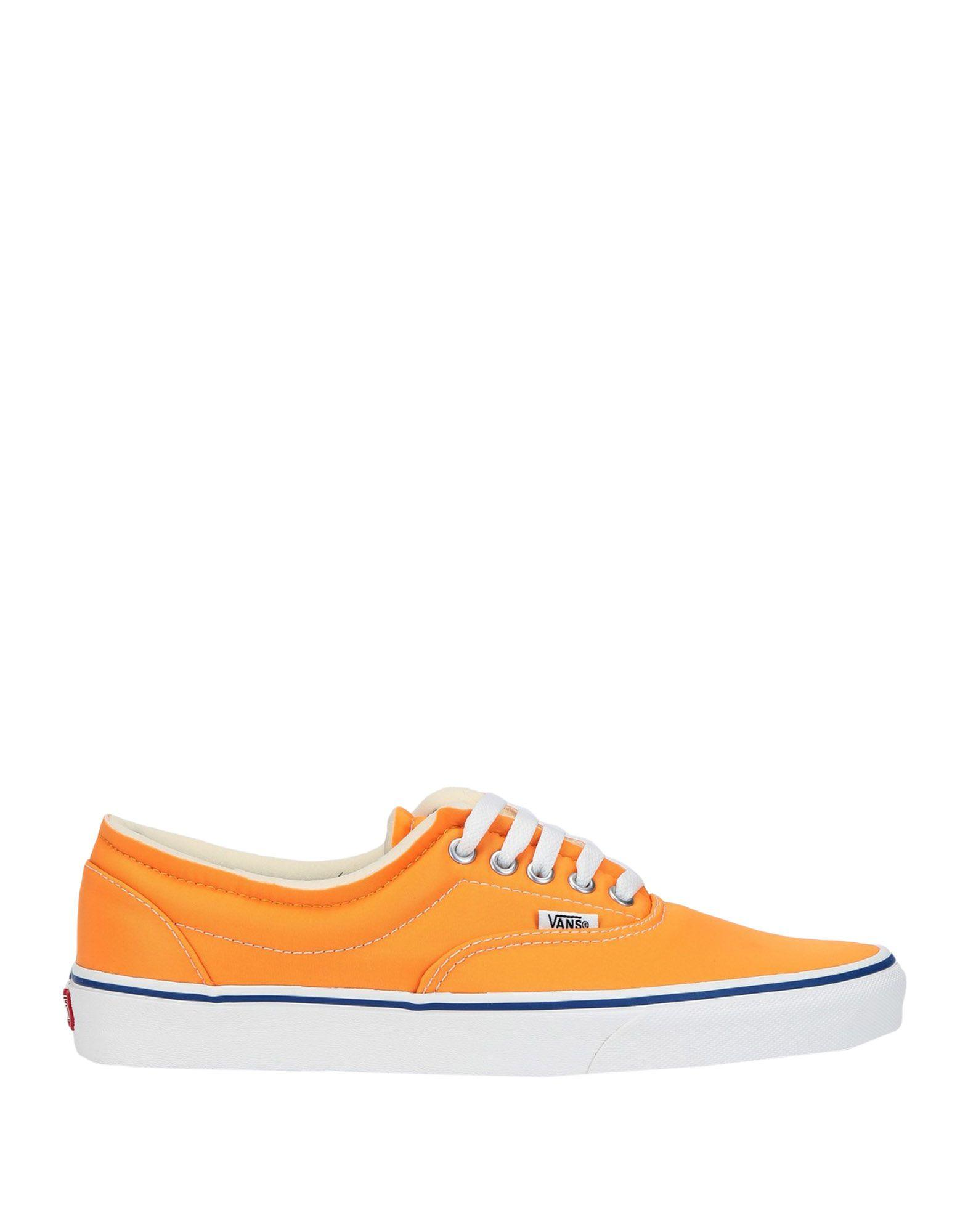 bc4b11fb0f59f6 Vans - Orange Low-tops   Sneakers for Men - Lyst. View fullscreen