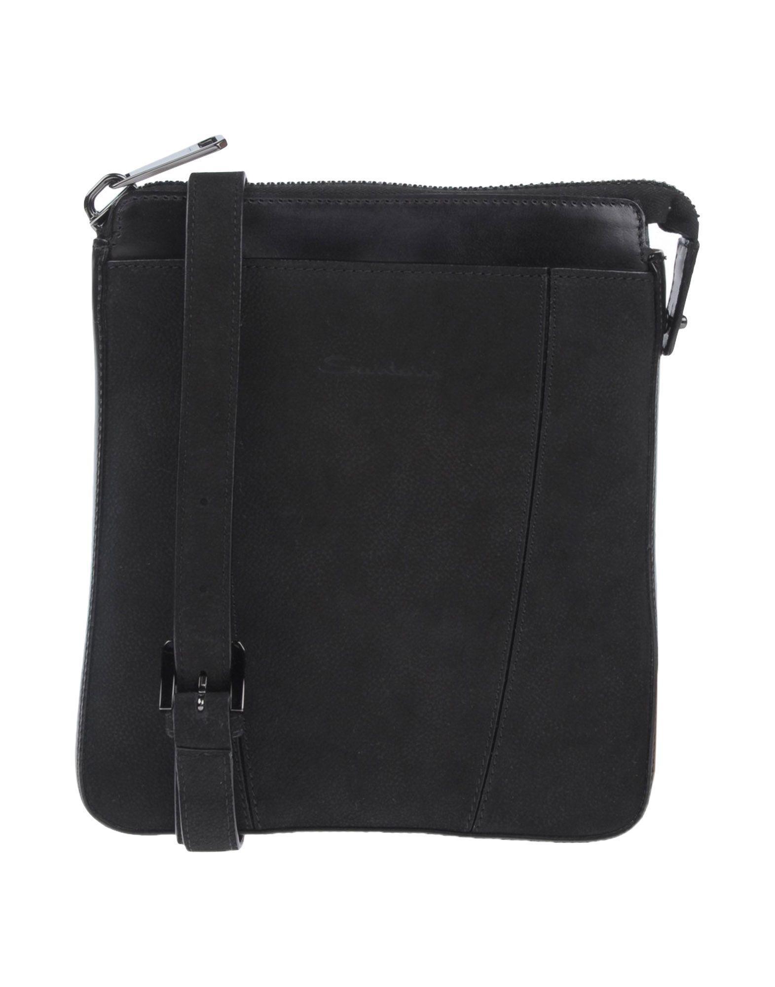 BAGS - Cross-body bags Santoni I4Y4gkm